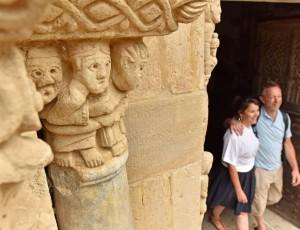 Romanesque church,Mailhat, Lamontgie, à 15 minutes d'Issoire en Auvergne