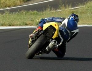moto sur circuit, issoire