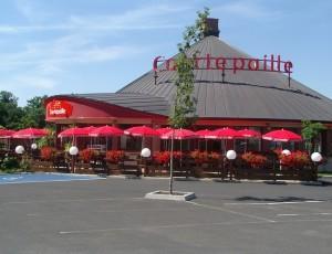 restaurant courtepaille à Issoire