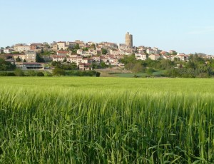 Montpeyroux, one of the most beautiful villages of France