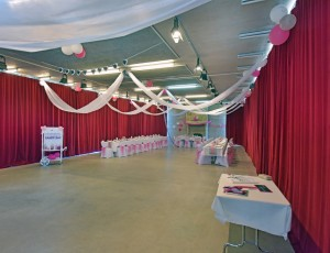 Events room rental