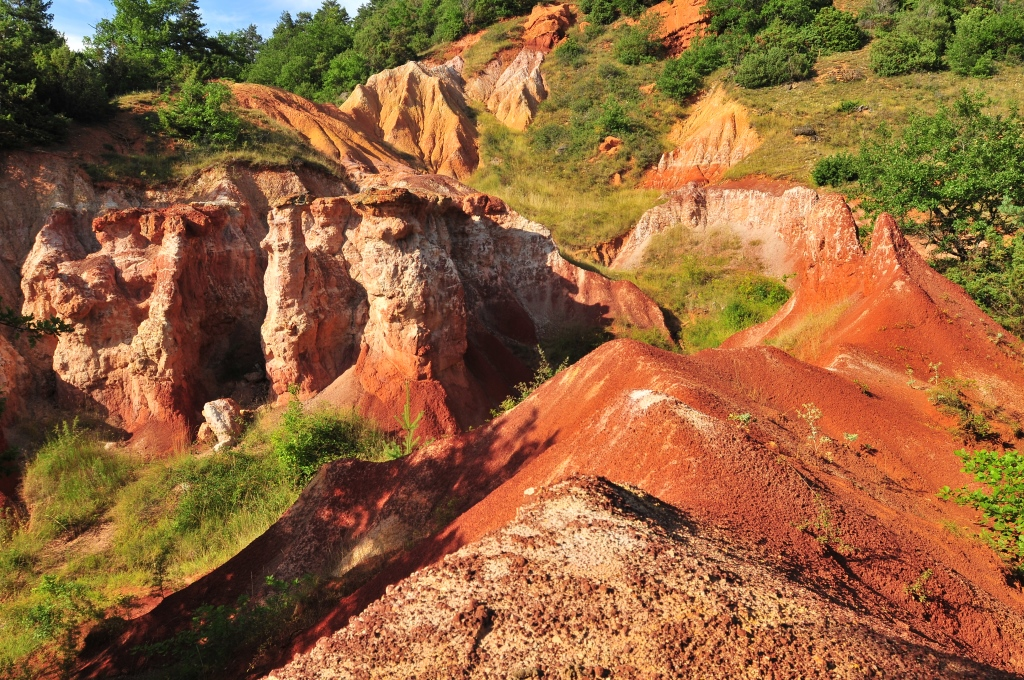 Auvergne Volcanic Sites In Pays D Issoire