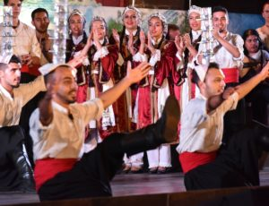 28é festival international de danses et de musiques du monde, Issoire