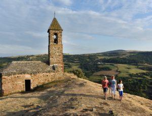 chapelle Notre Dame du Mont Carmel, Pic du Brionnet, Saurier, Puy-de-Dôme, Auvergne