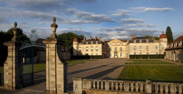 """Le château de Parentignat, le """"petit Versailles auvergnat"""""""