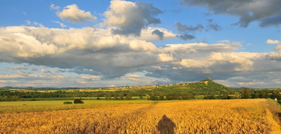 Butte de Nonette ©N. Dutranoy, Pays d'Issoire