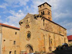 Eglise fortifiée de Bansat