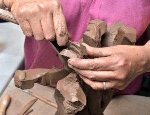 céramique à Chidrac
