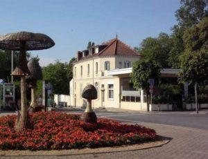 Hôetl-Restaurant le Parc à Issoire