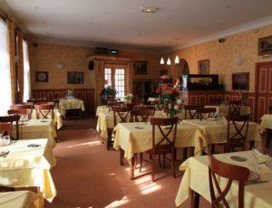 Hôtel-restaurant le relais à Issoire
