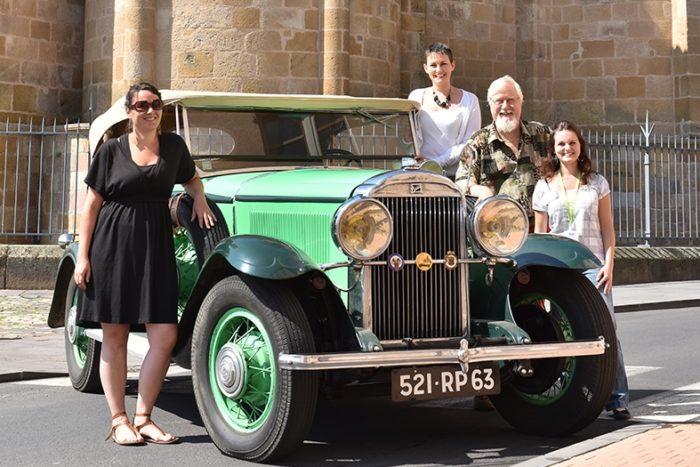 Equipe de l'Office de Tourisme du Pays d'Issoire