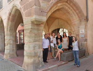 Visite guidée d'Issoire