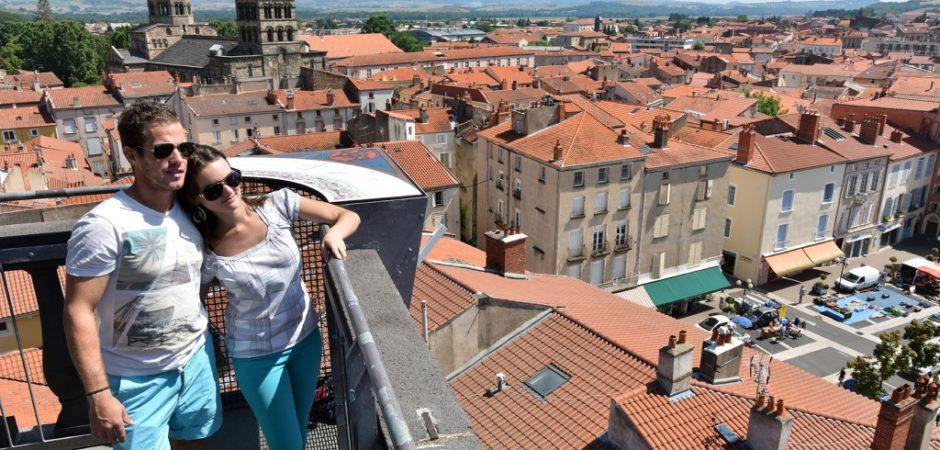 Issoire ©J. Damase, OT Pays d'Issoire