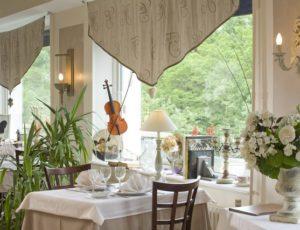 Hôtel-restaurat le Rivalet à Montaigut-le-bland