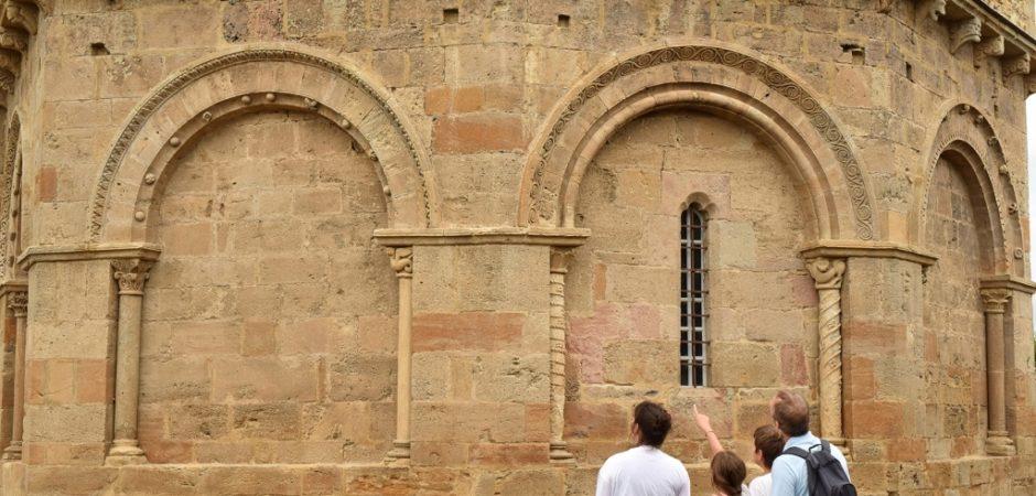 Eglise de Mailhat © J. Damase, OT Pays d'Issoire