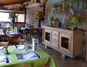 restaurant pizzeria le domaine de bellevue au Vernet-la-Varenne