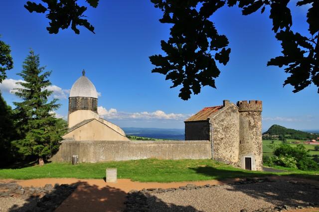 Eglise romane Notre-Dame de Ronzières
