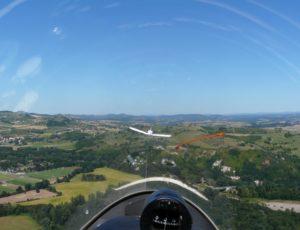 vol en ULM, vol en planeur à l'aéroclub Pierre Herbaud à Issoire
