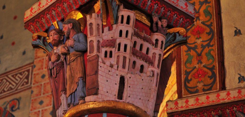Abbatiale Saint-Austremoine ©N. Dutranoy, Pays d'Issoire