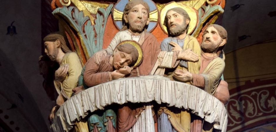 Abbatiale Saint-Austremoine ©G. Douard, OT Pays d'issoire