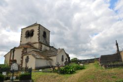 Chapelle romane de Colamine-sous-vodable
