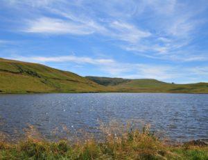Lac de la Roche Orcine, Saint-Alyre