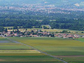 village de Varennes-sur-usson