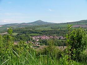 Village de Saint-Vincent