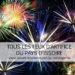 14 juillet : où et quand voir un feu d'artifice dans le Pays d'Issoire?
