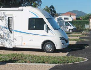 Aire de camping-car d'Issoire