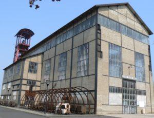 Le musée de la mine, à Brassac-les-mines, au sud du Puy-de-dôme en Auvergne