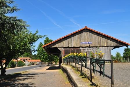Gare du Breuil-sur-Couze