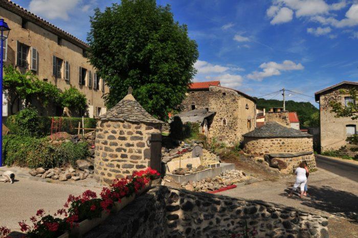 Village de Ternant-les-Eaux @N. Dutranoy