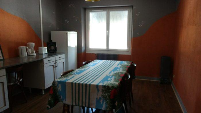Salle du petit-déjeuner , chambre d'hôte au Coq'Li&co