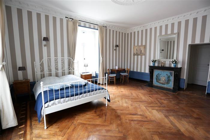 Chambre d'hôte le domaine des lilas, saint germain lembron