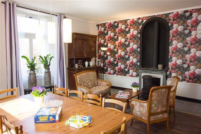 chambre d'hôtes salon domaine des lilas saint germain lembron
