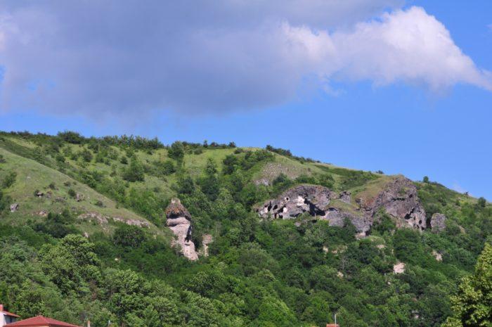 Les grottes de Perrier