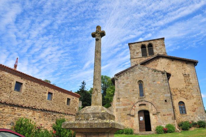 Eglise de Chaméane