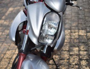 En moto dans le pays d'issoire