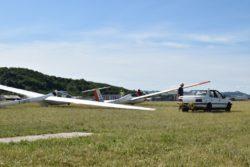 piste de décollage planeurs vol à voile issoire
