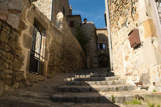 Montpeyroux, plus beaux villages de france