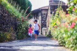 Usson plus beaux villages de France