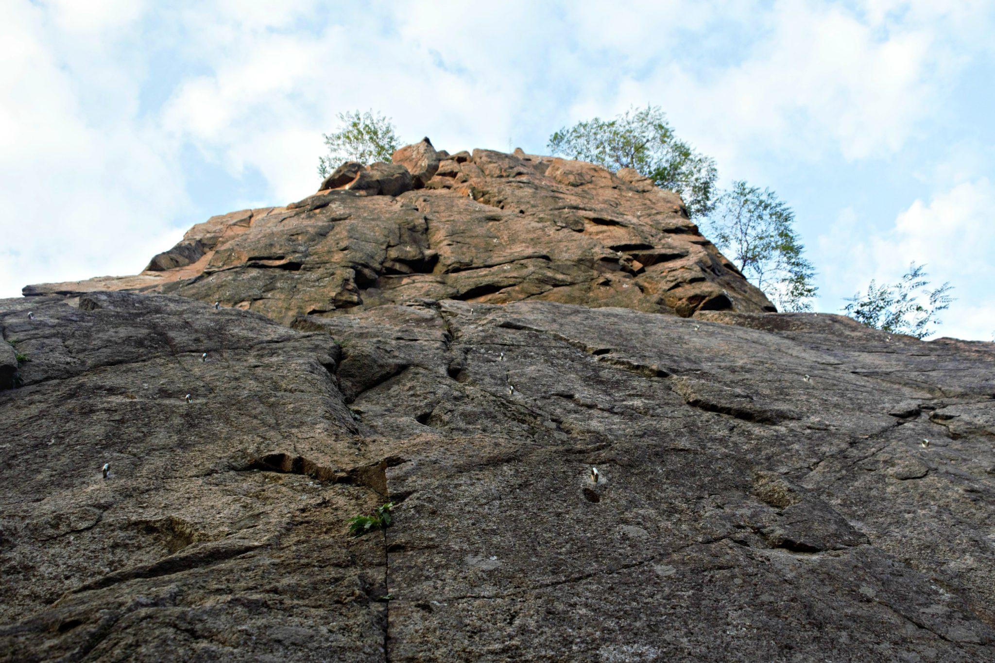 Site d'escalade des Rochettes à Coudes
