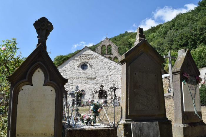 Eglise de Leyvaux - Cantal