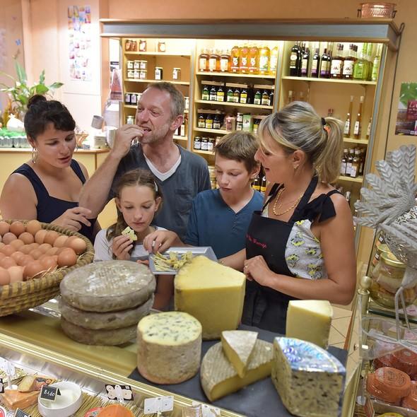 dégustation de fromages-issoire