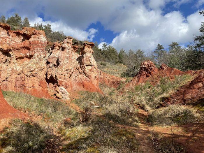 Sentier de découverte de la Vallée des Saints