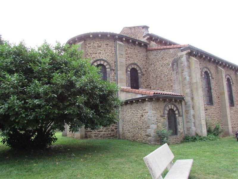 Eglise jumeaux 4 lf office de tourisme du pays d 39 issoire - Office du tourisme de saint gervais ...