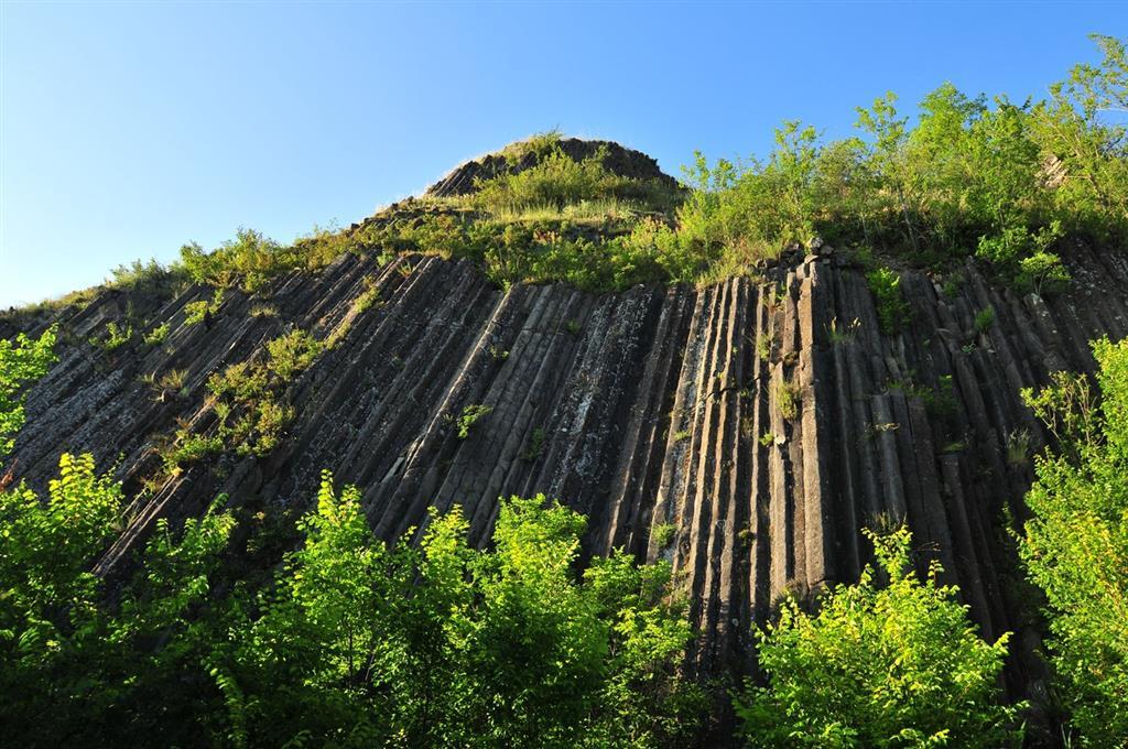 USSON Orgues volcaniques
