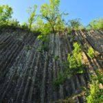 Orgues volcaniques d'Usson