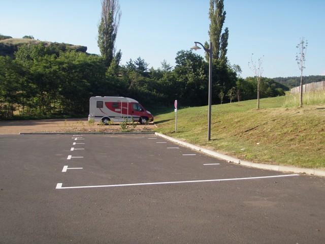 ARDES Aire de service campings cars